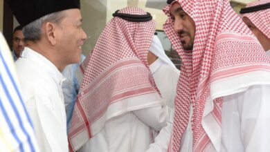 Photo of Prince Abdul Aziz Alfaisal to be nominated as President of the ISSF