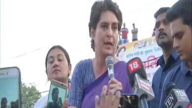 Photo of Priyanka slams BJP over its 'selective' patriotism, says party should respect Indira, Rajiv Gandhi