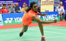 PV Sindhu crashes out of Singapore Open