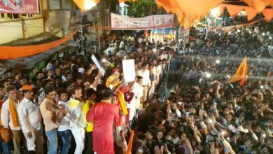 Photo of Shobha Yatra in Hyderabad: Here're the traffic diversions