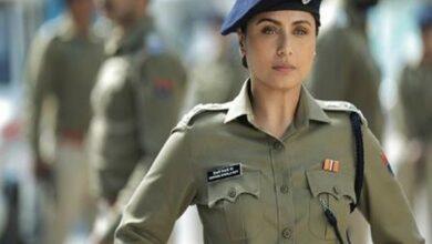 Photo of Rani Mukerji returns as a fearless officer in 'Mardaani 2'
