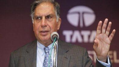 Photo of Ratan Tata meets Mohan Bhagwat in Nagpur