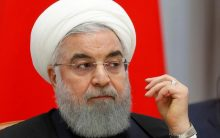 Rouhani slams 'unprecedented' US pressure on Iran