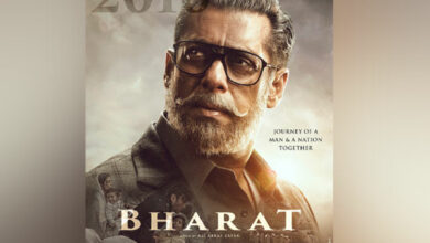 Photo of Salman Khan's first look from 'Bharat' is as intense as it gets