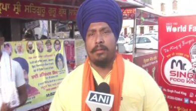 Photo of LS Polls: Burger stall owner contests as Independent candidate from Ludhiana