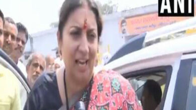 Photo of More you attack me, harder I will work in Amethi: Smriti Irani on Congress