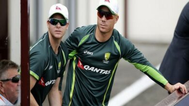 Photo of Smith, Warner named among 20 contracted Aussie players