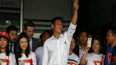 Photo of Thailand: Youth-backed leader charged with sedition