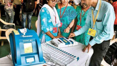 Photo of Opposition complaint to EC after snags in EVMs reported across states