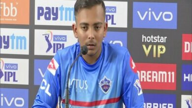Photo of One knock of 99 will not put me in the World Cup squad: Prithvi Shaw