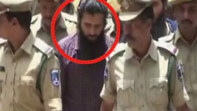 Photo of Yasin Bhatkal on a hunger strike in Tihar jail due to this