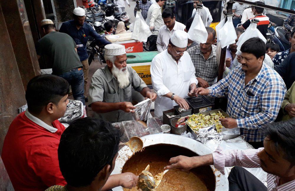 Hyderabad during Ramazan