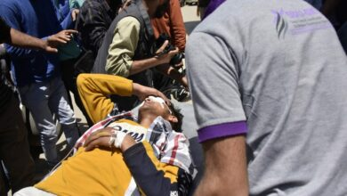 Photo of Kulgam Encounter Affermath: 50 persons injured in govt forces action, 4 referred to Srinagar