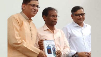 Photo of 'Siyasi Muslims'-a book on 'story of Political Islam in India' by Hilal Ahmed released