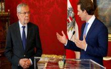 Austria's Chancellor Kurz calls for snap polls in September following Vice Chancellor's resignation