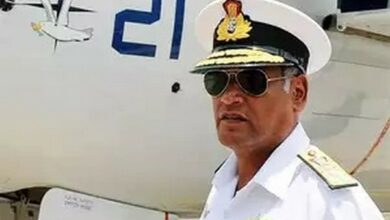Photo of Defence Ministry rejects Vice Admiral Bimal Verma's plea challenging appointment of Navy Chief