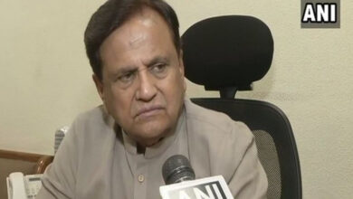 Photo of No Congress MLA forced or bribed to vote for me in RS polls: Ahmed Patel