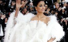 Aishwarya Rai Bachchan looks angelic in white ruffled dress at Cannes