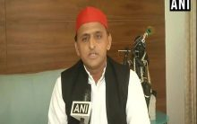Criminals ruling the roost in UP: Akhilesh Yadav