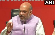 Telangana, Andhra, Kerala will become BJP strongholds: Shah