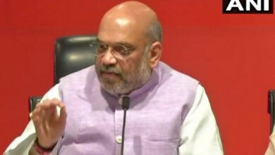 Photo of Political killings must stop in West Bengal: Shah to Mamata