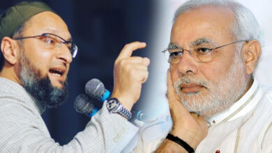 Photo of What about Gujarat riots, Owaisi asks Modi