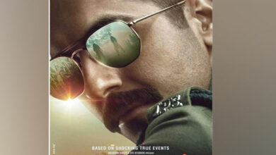 Photo of First look poster of Ayushmann Khurrana from 'Article 15' unveiled