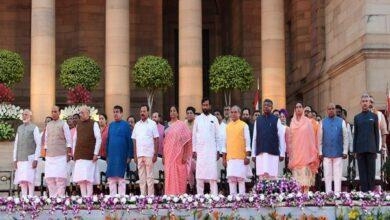 Photo of Here is the list of ministers and portfolios in Modi 2.0