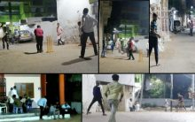 Hyderabad: Midnight Gully Cricket trend in Old city during Ramadan