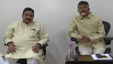 Photo of Andhra Pradesh: Chandrababu Naidu elected as Legislative Party leader