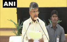 Chandrababu Naidu resigns as Andhra Pradesh CM