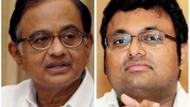 Photo of Aircel-Maxis case: Court extends protection from arrest to P Chidambaram, son Karti till August 1
