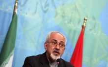 Iran Foreign Minister urges 'concrete action' from China, Russia to save nuclear deal