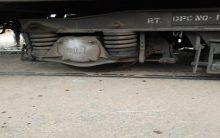 Andhra: Coach of passenger train derails