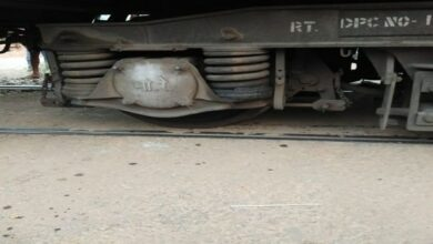 Photo of Andhra: Coach of passenger train derails