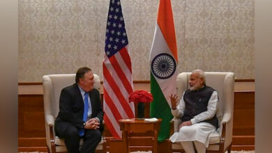 Photo of Pompeo congratulates Modi; calls India's election an 'inspiration'