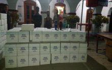UP: STF arrests 2 inter-state liquor smugglers