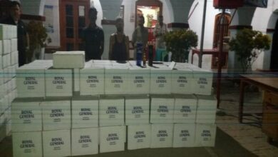 Photo of UP: STF arrests 2 inter-state liquor smugglers