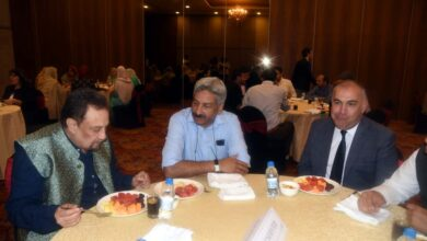 Photo of Iftar by Turkey Consul General