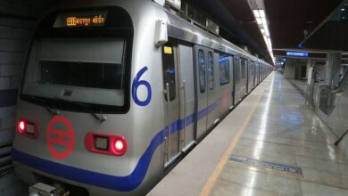 Photo of Technical snag hit Delhi Metro's Violet Line, services resume