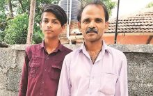 Hum Gareeb The, Nahi Padh Paye, says illiterate father of Dilshad- topper of Kerala board