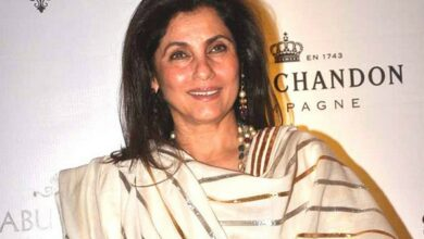 Photo of Dimple Kapadia is 'shining bright' on her 62nd b'day