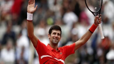 Photo of French Open: Djokovic vanquishes Laaksonen