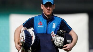 Photo of Morgan credits Andrew Strauss for their resurgence