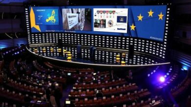 Photo of Final voting underway to elect European Parliament