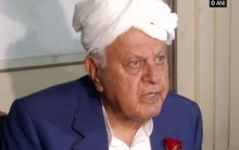Day after BJP's victory, Farooq Abdullah bats for better ties with Pakistan