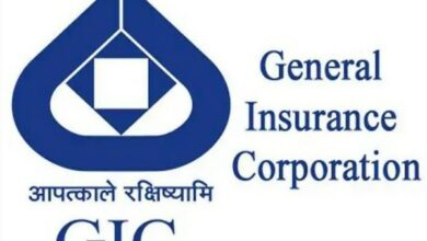 Photo of GIC's gross premium up by 6 pc at Rs 44,238 crore in FY 19