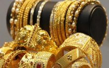 Gold demand up 7 pc to 1,053 tonnes, India's gold jewellery demand highest since 2015