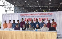 12822 Orphans gets scholarships amounting to Rs.4.72 Cr through Hyderabad Zakat and Charitable Trust, FEED