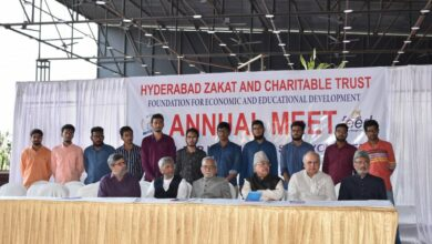 Photo of 12822 Orphans gets scholarships amounting to Rs.4.72 Cr through Hyderabad Zakat and Charitable Trust, FEED